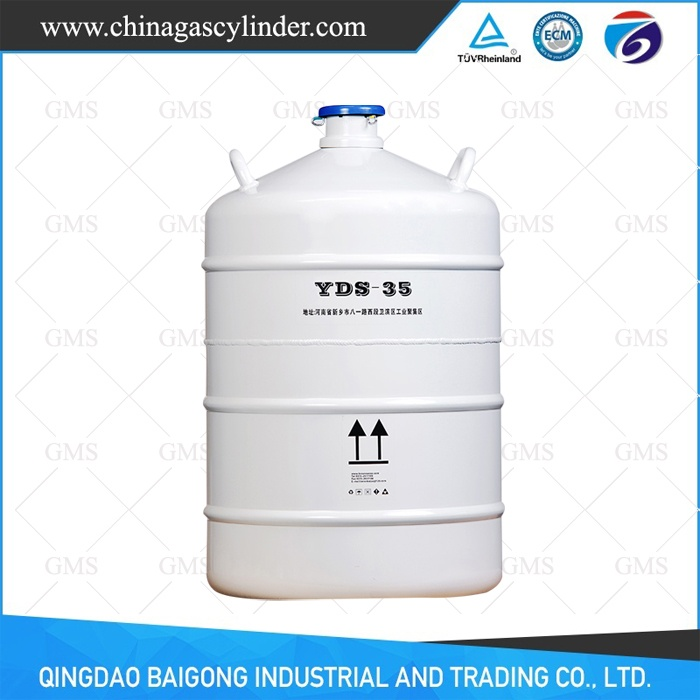 YDS-35 Liquid Nitrogen Container