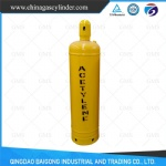 Acetylene Cylinder for Export Italy