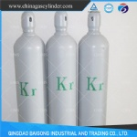 99.999% High Purity Krypton Gas, Kr gas